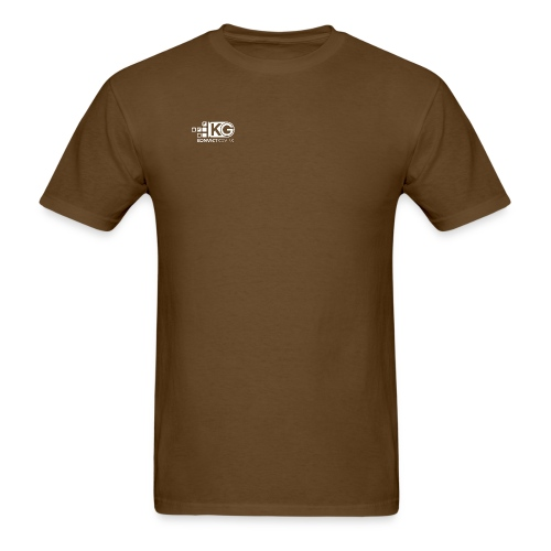 KG Logo old big png - Men's T-Shirt