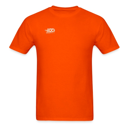 KG Logo old big png - Men's T-Shirt