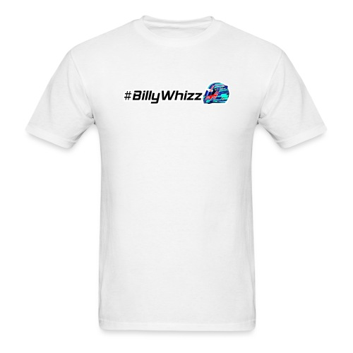 billywhizz - Men's T-Shirt