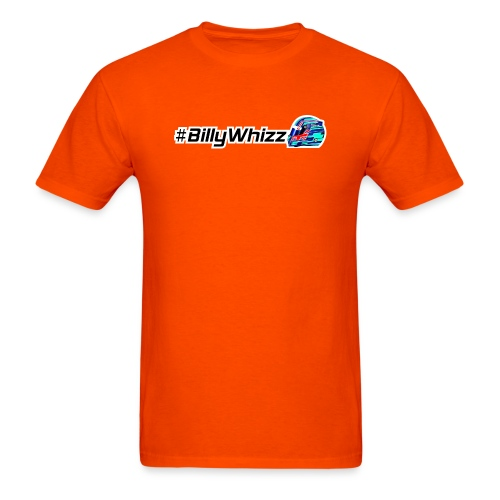 billywhizz - Men's T-Shirt
