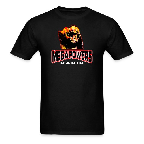 MPR UNDERGROUND T png - Men's T-Shirt