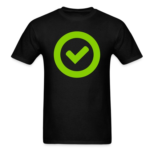 Check - Men's T-Shirt