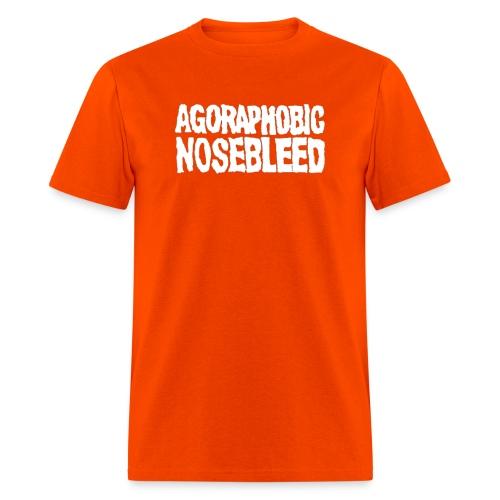 agoraphobic nosebleed png - Men's T-Shirt