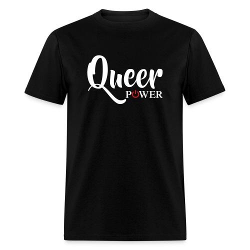 Queer Power T-Shirt 04 - Men's T-Shirt