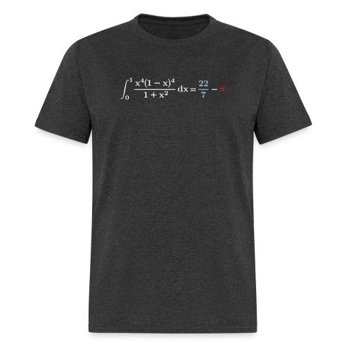 pi integral - Men's T-Shirt