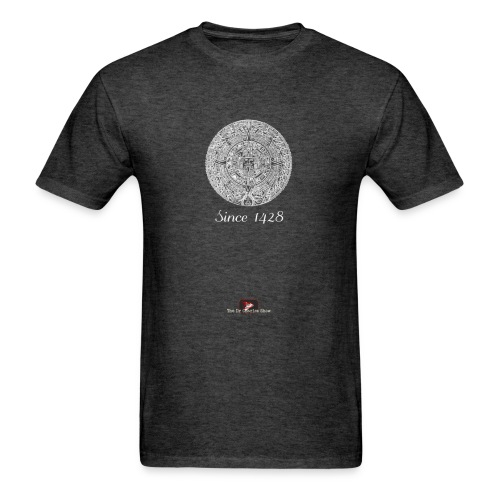 Since 1428 Aztec Design! - Men's T-Shirt