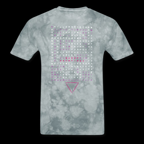 Queer Hauntings Zodiac - Men's T-Shirt