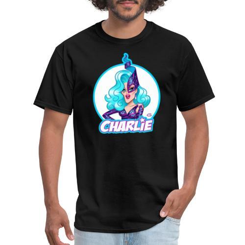 Dame Charlie Hides by Glen Hanson - Men's T-Shirt