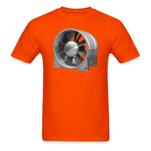 Industrial and/or Metal Fan - Men's T-Shirt