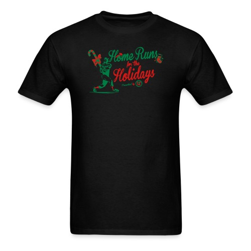 Home Runs for The Holidays - Men's T-Shirt