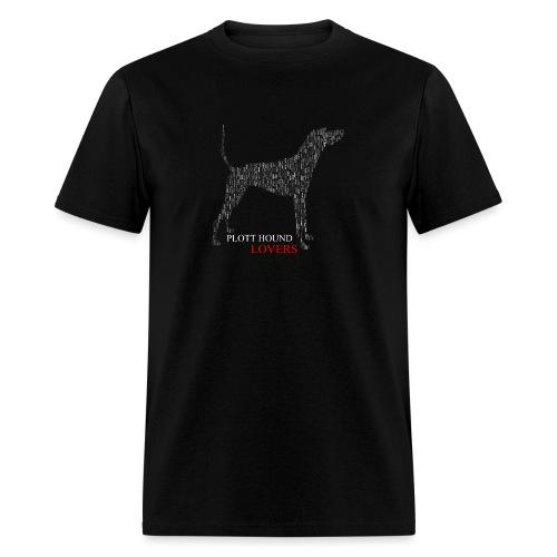 Plott Hound Lovers - Men's T-Shirt