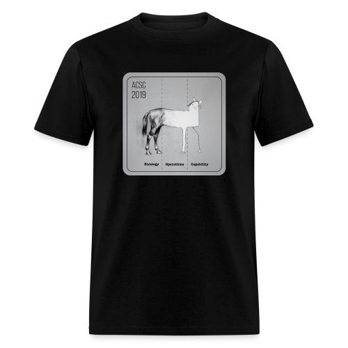 Horse Drawn Capability - Men's T-Shirt