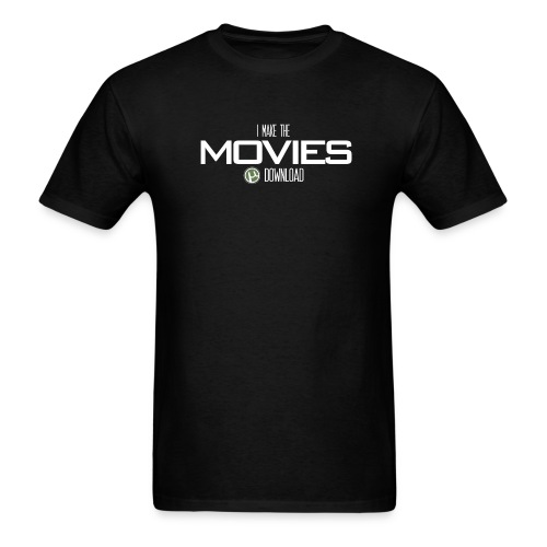 Movie Download - Men's T-Shirt