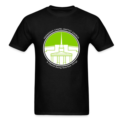 Building art v3color T - Men's T-Shirt