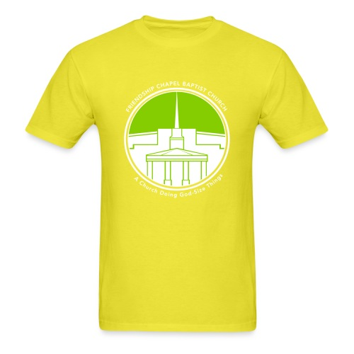 Building art v3color T - Men's T-Shirt