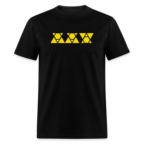 un symmetric - Men's T-Shirt