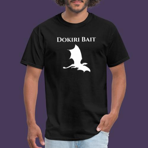 Dokiri Bait White - Men's T-Shirt