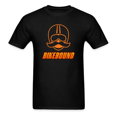 BikeBound Handlebar Rider - Men's T-Shirt