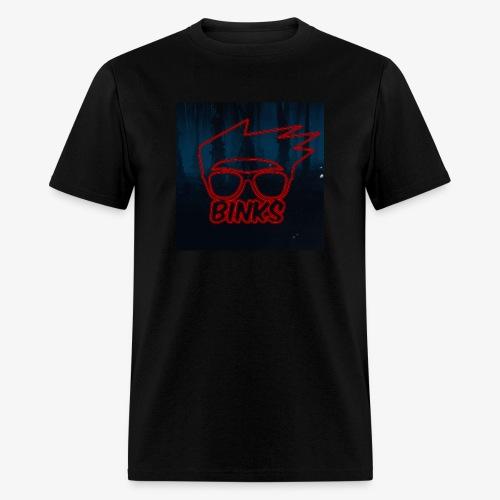 Binks Upside Down - Men's T-Shirt