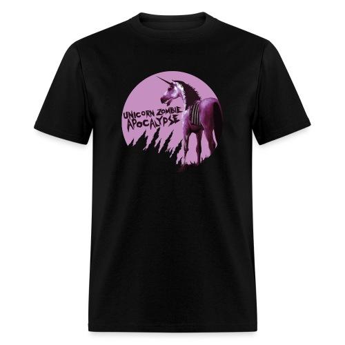 Unicorn Zombie Apocalypse - Men's T-Shirt