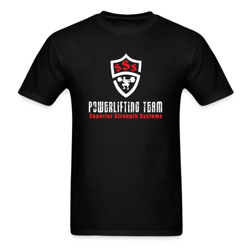 Powerlifting Team - Men's T-Shirt