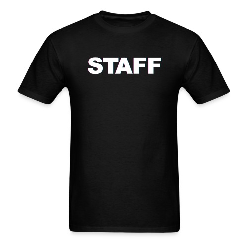 staff 3d png - Men's T-Shirt