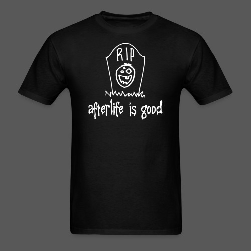 Zeek Gravestone - Men's T-Shirt