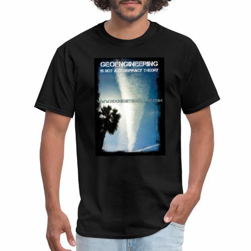 Geoengineering - Men's T-Shirt