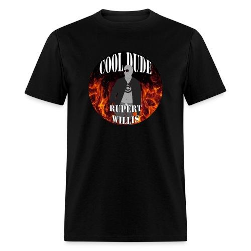 cool dude rupert willis © - Men's T-Shirt