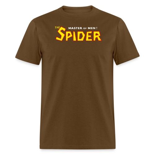 Spider Logo Classic - Men's T-Shirt