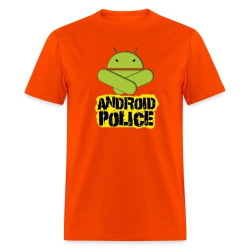 Debeloid Design 2 front - Men's T-Shirt