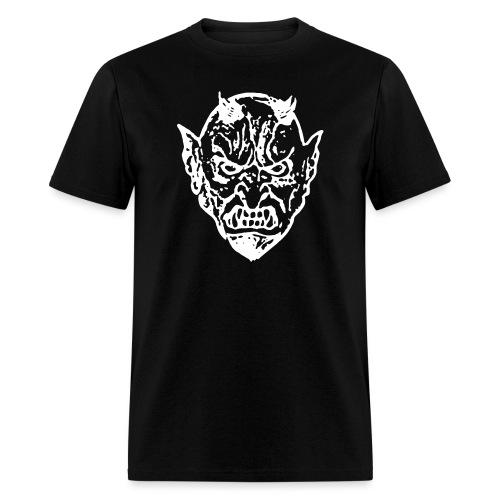 Devil Face 2 - Men's T-Shirt
