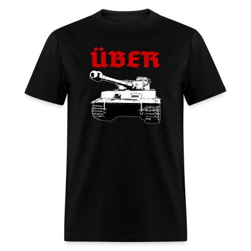 Über Tank - Men's T-Shirt