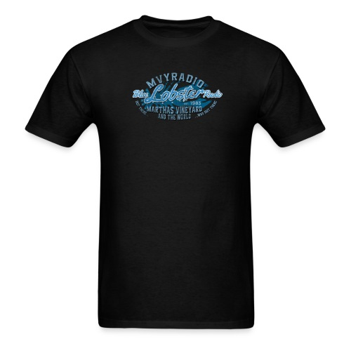 Blue Lob Radio - blue - Men's T-Shirt