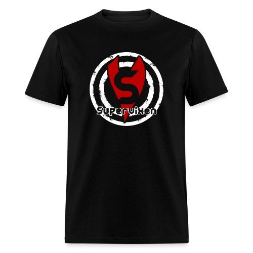 Supervixen-Bullseye-Red - Men's T-Shirt