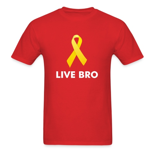 ribboncomp - Men's T-Shirt