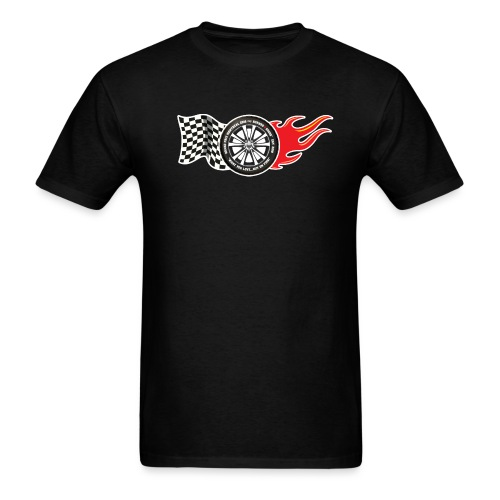 Burning Rubber - Montreal Grand Prix Edition - Men's T-Shirt