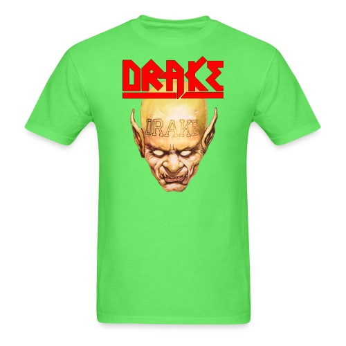 drake png - Men's T-Shirt