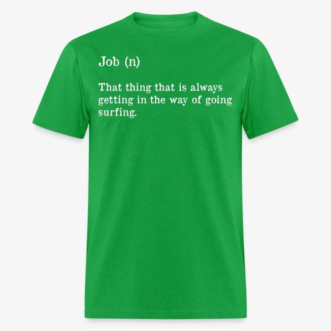 job dictionary
