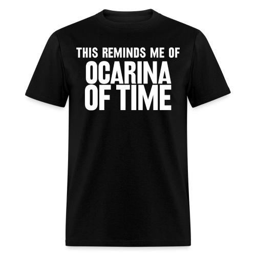 ocarina - Men's T-Shirt