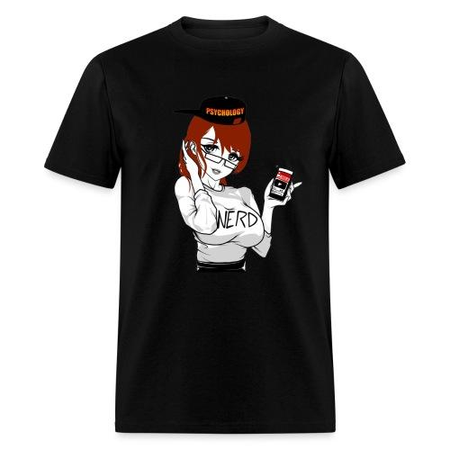 Psychology Nerd - Men's T-Shirt