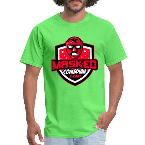 Masked Comedian X-Cast - Men's T-Shirt