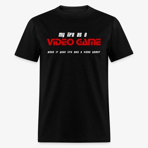 Logo 2D Transparent png - Men's T-Shirt