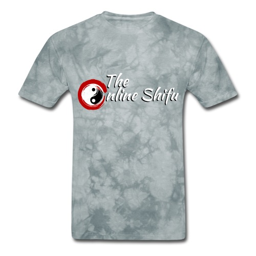 Best Online shifu logo - Men's T-Shirt