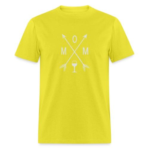 Mom Wine Time - Men's T-Shirt