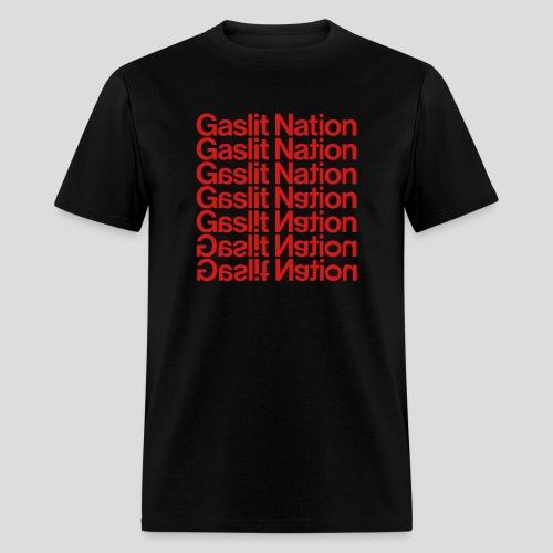 Gaslit Nation - Men's T-Shirt
