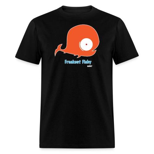 freakout fishyB png - Men's T-Shirt