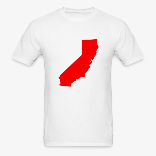 Flip Cali Red - Men's T-Shirt