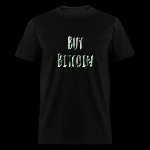 Buy Bitcoin - Men's T-Shirt