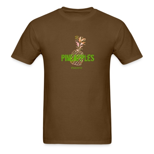 pineapples - Men's T-Shirt